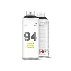 Montana 94 pintura en aerosol de alta calidad para cualquier tipo de aplicación y trabajo