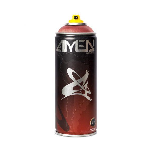 amen-oro-rojo-metal