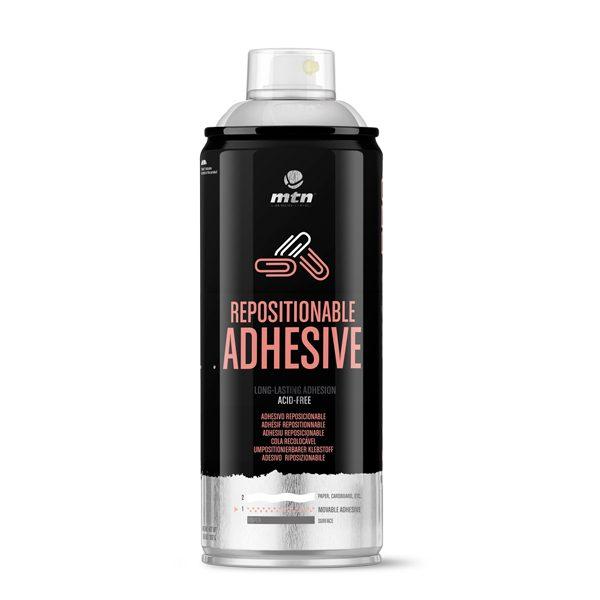 adhesivo reposicionable mtn pro