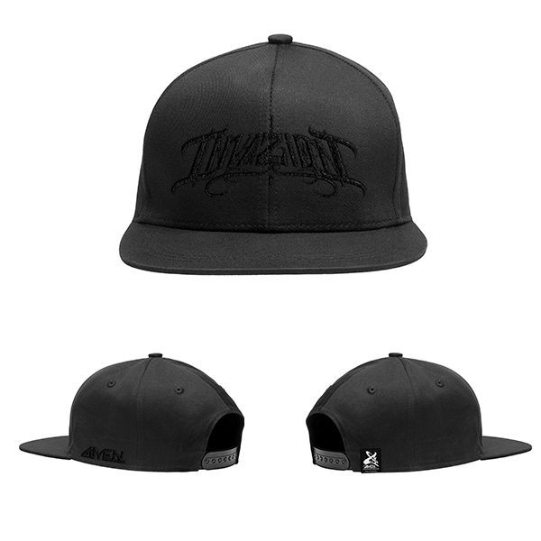 Invazion-gorra-negra-logo-negro