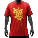 Camisa-Roja-sinolegustabogota-frente