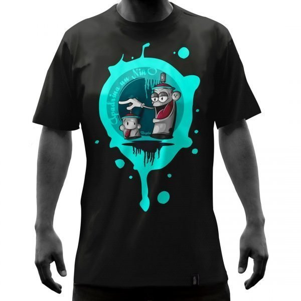 Camisas-negra-apadrina-un-niño-frente-2