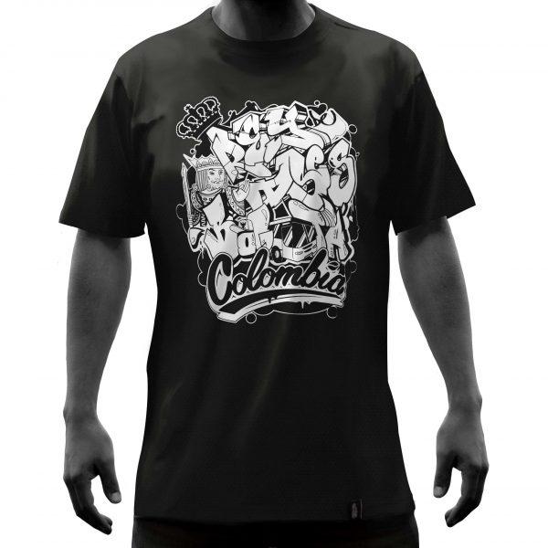 Camisas-negra-rey-de-ases-BOGOTA