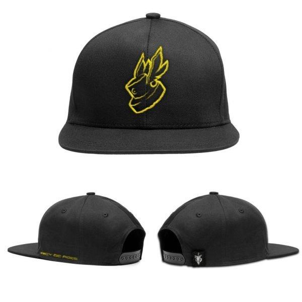 gorra-rey-de-ases-edición-fode-barrio-negra-amarillo